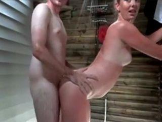 Sex public shower