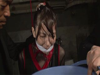 Hatano Yui Gets roughly Punished For Trying To Escape Mafia Boss