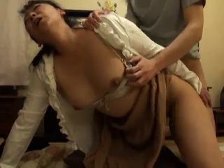 Mature Japanese Housewife Attacks Neighbor Boy Why Her Hubby Is Away