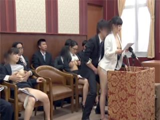 Special Japanese Methods To Make Future Female Lawyers Work Under Pressure