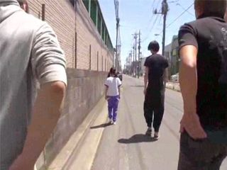 Japanese Mom Left Her Teen Daughter All Alone In A Very Bad Neighborhood