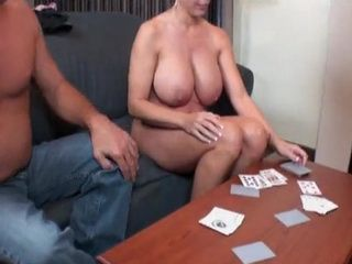 Milf strip poker