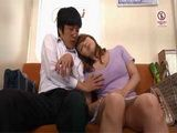 Groping Sleeping Milf Kazama Yumi Boobs In Subway End Up With Fuck For Lucky Boy