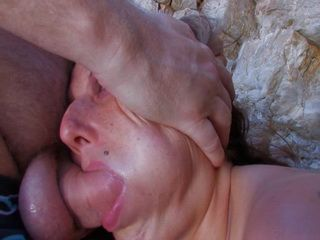 Amateur Girl On Vacation Gets Picked Up At The Beach And Talked In To Making A Sextape