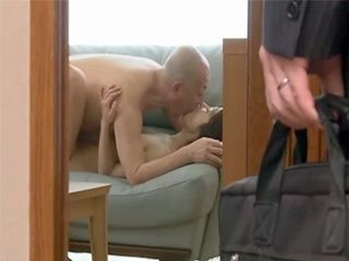 Dad Came Back Earlier From Work And Caught Best Friend Fucking His Teen Daughter