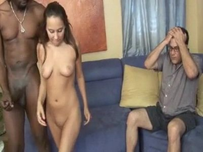 Bratty Teen Daughter Wanted BBC For 18th Birthday