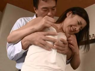 Sexy Waitress With Perfect Natural Breasts Shimizu Risa Assaulted Badly By Hotel Manager