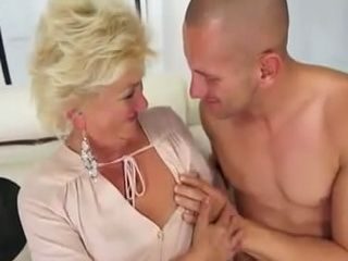 Granny Thought That Boy Was Just Joking When He Grab Her Boobs
