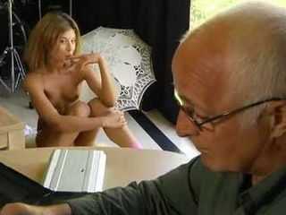 Spoiled Teen Girl Seduce Old Stepfather And Begs Him to Make Her Impregnate