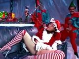 Santa's Wife Gets Fucked By Naughty Elfs