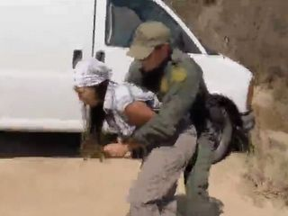 Trying To Run Away And Hide From Mexican Border Patrol Made Things Just Worse