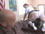 Inocent College Girl Get Fucked By Her Teacher