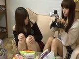 Lesbians Become Naughty In Front Of Camera xLx