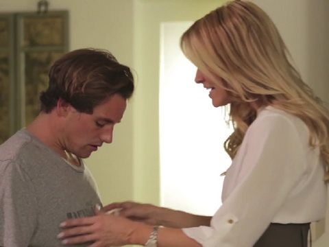Boy Didnt Understand Milf Mom Intentions Right Away But Moment After Everything Become Crystal Clear
