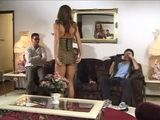 Three Budies Call Whore To Fuck Her And Filmed All That