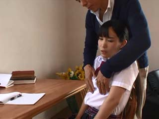 Filthy Teacher Swooped Amazed Schoolgirl Kasugano Yui And Filled Her Pussy With Jizz