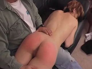 Teen Spanked Red Ass xLx