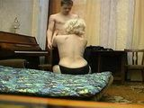 Mature Piano Teacher Gave her Pussy As Delicacy To Student Boy As A Gift For Being Good Boy Today