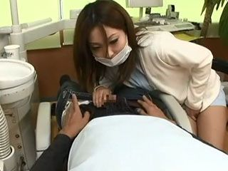 Amazing Day At Milf Dentist Office