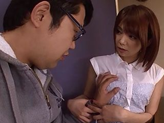 Japanese Girl Nozomi Mayu Finds A Way To Comfort Her Sad Friend