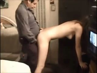 Old Fart Fucked Homemade Friends Teen Daughter
