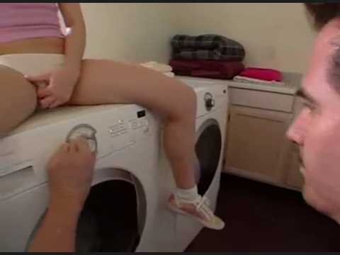 Naughty Stepdaughter Called Her Stepdad To Fix Her Washing Machine