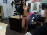 Hot exotic girl pawns her body in exchange of a trip to Europe