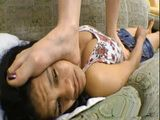 Petite Brazilian Tortured By Feet