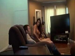 Cheating Girlfriend Caught