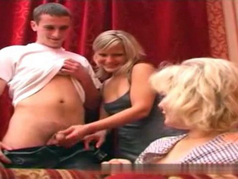 Teen Girl Dared Stepmom To Join Them Fucking