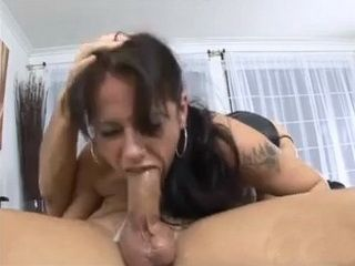 Busty Slut Loves Cock In Her Mouth
