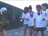 4 Nasty Schoolgirl Sucks Off Strangers Cock - Sakurai Ayu Ayaka Tomoda Ninomiya Nana Mizusaki Akane