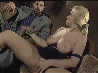 Kinky Professor Knows That It's Easier to Put Something in Busty Teens Ass Than Is Her Stupid Head