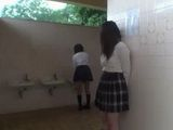 Cute Japanese Schoolgirls