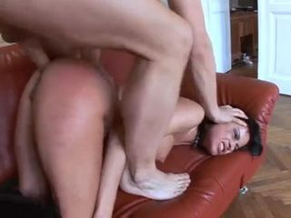 Slutty Bitch Experienced Anal Destruction
