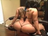 Sexy Ebony Chicks Twerking