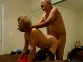His Mature Wife Is Still Good For Fucking