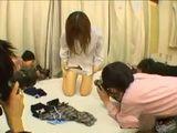 Schoolgirl Softcore Photo Session
