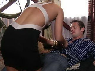 Hardcore Sex With Amazing Blonde Beauty