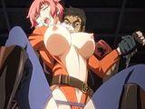 Bondage hentai big boobs fucked big cock and creampie