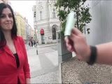 Shaved Snatch Czech Girl Nailed For Cash