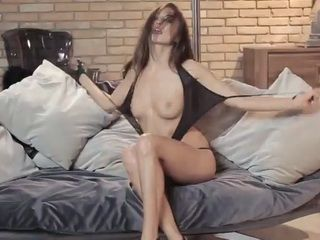 Hottest Girl Ever Enjoying In Solo Action