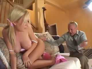 Uncle Tried His Best To Ignore Wifes Cousin Teasing But Temptation Was Huge