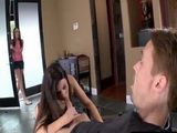 Things Went Unexpected Way When Teen Gf Catches Bf Getting Oral By Milf Neighbor - India Summer and Teal Conrad