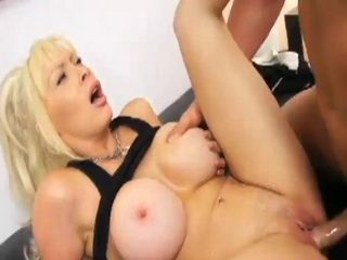 MILF Candy Manson With Huge Juggs Getting Fucked