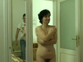 Mature Mother In Law Always Having Trouble With Immodest Son In Law But Today Its Escalate