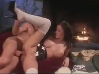 She Gets Her Butt Fucked By A Fire