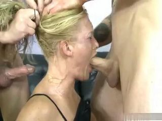 Brutal Throat Fuck On Porn Casting I Not Something She Sign Up For