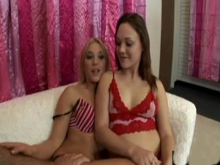 Aurora Snow and Krystal Jordan May Be Young But Anal They Doing Best