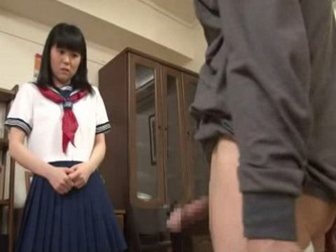 Foster Father Prepare Horrible Punishment For Unfortunate Teen Mai Araki